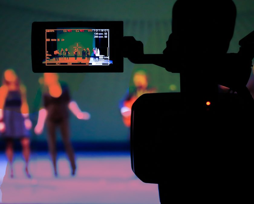 Livestreaming on stage: optreden in het thuistheater